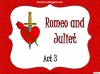 Romeo and Juliet - Act 3 Teaching Resources (slide 1/32)