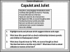 Romeo and Juliet - Act 3 Teaching Resources (slide 24/32)