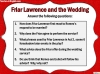 Romeo and Juliet - Friar Lawrence and the Wedding Teaching Resources (slide 12/13)