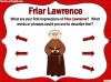 Romeo and Juliet - Friar Lawrence and the Wedding Teaching Resources (slide 3/13)