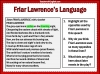 Romeo and Juliet - Friar Lawrence and the Wedding Teaching Resources (slide 6/13)