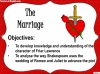Romeo and Juliet - Friar Lawrence and the Wedding Teaching Resources (slide 9/13)