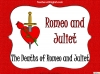 Romeo and Juliet - The Deaths of Romeo and Juliet Teaching Resources (slide 1/7)