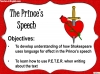 Romeo and Juliet - The Prince's Speech Teaching Resources (slide 2/14)