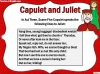 Romeo and Juliet - Women in Elizabethan England Teaching Resources (slide 4/8)
