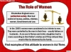 Romeo and Juliet - Women in Elizabethan England Teaching Resources (slide 8/8)