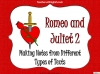 Romeo and Juliet KS2 (slide 11/234)