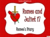 Romeo and Juliet KS2 (slide 119/234)