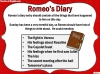 Romeo and Juliet KS2 (slide 122/234)