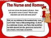 Romeo and Juliet KS2 (slide 136/234)