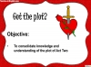 Romeo and Juliet KS2 (slide 145/234)