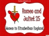 Romeo and Juliet KS2 (slide 168/234)
