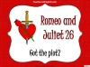 Romeo and Juliet KS2 (slide 176/234)