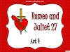 Romeo and Juliet KS2 (slide 182/234)