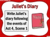 Romeo and Juliet KS2 (slide 189/234)