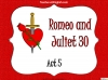 Romeo and Juliet KS2 (slide 205/234)