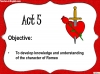 Romeo and Juliet KS2 (slide 206/234)