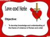 Romeo and Juliet KS2 (slide 48/234)