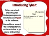Romeo and Juliet KS2 (slide 57/234)