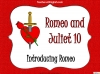Romeo and Juliet KS2 (slide 67/234)