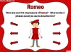 Romeo and Juliet KS2 (slide 70/234)