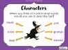 Room on the Broom - KS1 Teaching Resources (slide 55/102)