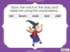 Room on the Broom - KS1 Teaching Resources (slide 58/102)