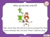 Room on the Broom - KS1 Teaching Resources (slide 69/102)