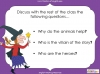Room on the Broom - KS1 Teaching Resources (slide 70/102)
