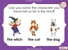 Room on the Broom - KS1 Teaching Resources (slide 8/102)