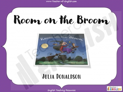 Room on the Broom - KS1 Teaching Resources