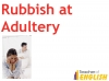 Rubbish at Adultery (Hannah) (slide 5/34)