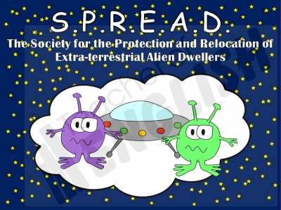 S.P.R.E.A.D. (Non fiction writing)