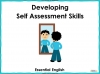 Self Assessment Tool Teaching Resources (slide 1/13)
