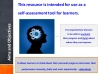 Self Assessment Tool Teaching Resources (slide 2/13)