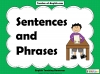 Sentences and Phrases Teaching Resources (slide 1/9)