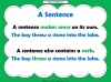 Sentences and Phrases Teaching Resources (slide 3/9)