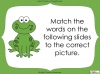 Singular Nouns to Plural Nouns  - Year 1 Teaching Resources (slide 12/67)