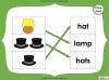 Singular Nouns to Plural Nouns  - Year 1 Teaching Resources (slide 14/67)