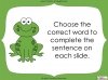 Singular Nouns to Plural Nouns  - Year 1 Teaching Resources (slide 31/67)
