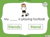 Singular Nouns to Plural Nouns  - Year 1 Teaching Resources (slide 37/67)