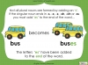 Singular Nouns to Plural Nouns  - Year 1 Teaching Resources (slide 40/67)