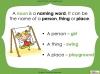 Singular Nouns to Plural Nouns  - Year 1 Teaching Resources (slide 5/67)