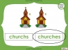 Singular Nouns to Plural Nouns  - Year 1 Teaching Resources (slide 56/67)