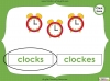 Singular Nouns to Plural Nouns  - Year 1 Teaching Resources (slide 57/67)