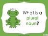 Singular Nouns to Plural Nouns  - Year 1 Teaching Resources (slide 8/67)