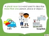 Singular Nouns to Plural Nouns  - Year 1 Teaching Resources (slide 9/67)