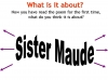 Sister Maude  (Rossetti)  Christina PPT Teaching Resources (slide 11/37)
