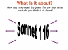 Sonnet 116 Teaching Resources (slide 13/41)