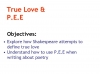 Sonnet 116 Teaching Resources (slide 30/41)